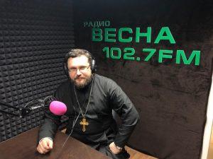 На радио «Весна» презентовали проект «Жемчужное ожерелье Святой Руси»