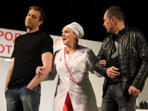 Самая «нежная» пьеса Гришковца. Теперь и в Смоленске
