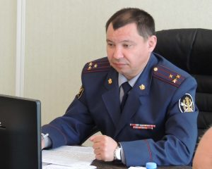 Врио начальника регионального УФСИН проведет прием граждан