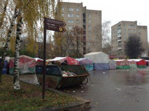 Ярмарка уйдет с главной пешеходной улицы Смоленска