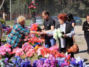 В Смоленске определили места для торговли цветочной продукцией на Пасху