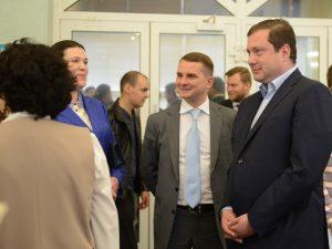 Художественная выставка «Моя Россия – моя Смоленщина» открылась в Госдуме