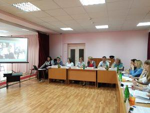 В Смоленске обсудили инновационные методики работы с несовершеннолетними