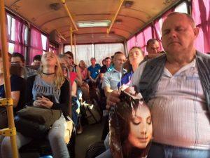Автобусы из Москвы в Смоленск отправят с другого вокзала