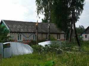 Штормовое предупреждение объявлено в Смоленской области