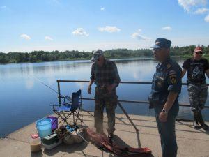 В Смоленской области прошли соревнования по рыбной ловле