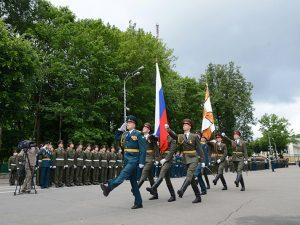 В Смоленске пройдет акция «Военная служба по контракту – Твой выбор!»