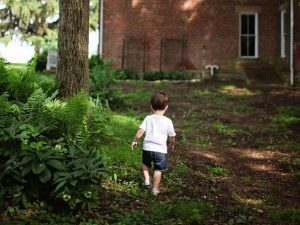 Смоляне рассказали о сбежавшем из детского сада 5-летнем ребенке