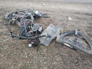 На трассе в Духовщинском районе иномарка сбила несовершеннолетнюю велосипедистку