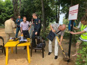 В Соловьиной роще открыли спасательную станцию