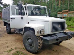 В Смоленской области обновляют лесопожарную технику