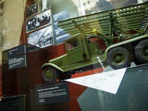 Музей Победы представил материалы об изобретателях «Катюши»
