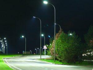 В Смоленске обновят уличное освещение