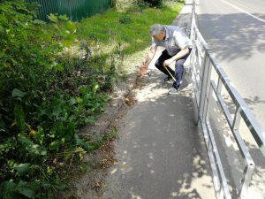Какие недочеты нашли при приеме отремонтированных дорог в Смоленске