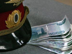 Под Смоленском задержали белоруса, который дал взятку полицейскому