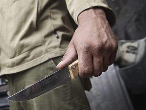 В Смоленске 82-летний мужчина взялся за нож