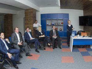 Андрей Борисов принял участие в обсуждении внедрения проекта «Умный город»