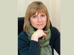 Вита Хомутова стала начальником Департамента Смоленской области по образованию и науке