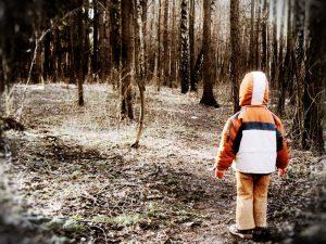В Смоленске четырехлетний ребенок сбежал от бабушки и пропал