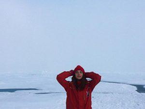 И я не собираюсь останавливаться! Смолянка отметила день рождение на Северном полюсе