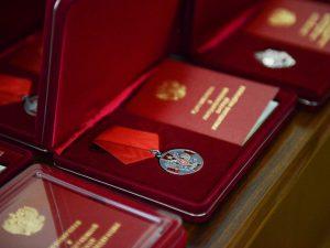 Губернатор вручил смолянам государственные награды
