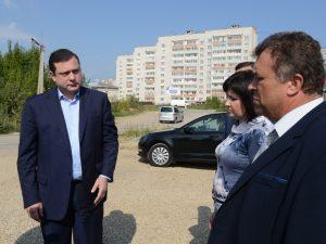 Рабочая поездка Губернатора Алексея Островского по городу Смоленску