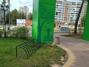 Парк «Соловьиная роща» в Смоленске продолжают благоустраивать