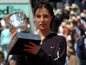 В Смоленск приедет известная теннисистка Анастасия Мыскина