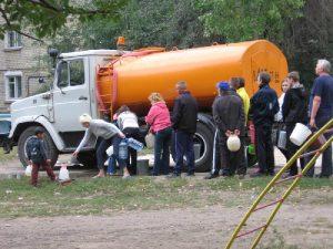 В Смоленске десятки домов останутся без холодной воды из-за ремонта