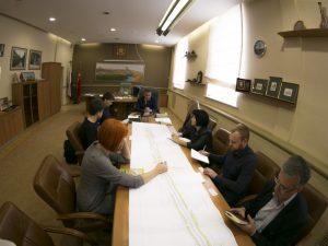В Смоленске обсудили грядущий капитальный ремонт улицы Николаева