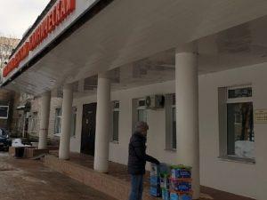 В смоленских районных больницах появятся «коробки храбрости»