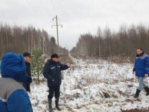 «Россети Центр» ликвидировали последствия стихии в электросетевом комплексе