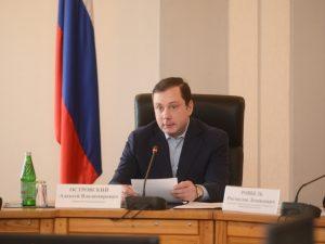 Под председательством губернатора обсудили потребность экономики Смоленской области в кадрах