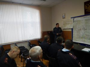На станции Смоленск провели штабную тренировку