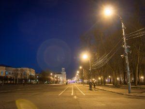 «Долгожданный монтаж». Когда в Смоленске решится проблема уличного освещения