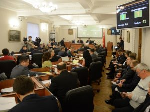 62 процента бюджета Смоленской области выделили на «социалку»