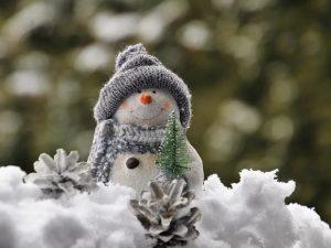 В субботу на Смоленщине ожидают мокрый снег