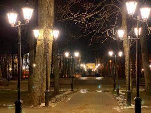 В Администрации города проходят еженедельные совещания по вопросам модернизации уличного освещения