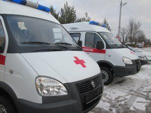 В Новодугинском районе социальные учреждения получили новые автомобили