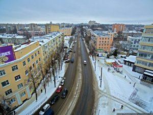 В Смоленске ограничат движение транспорта по трём улицам