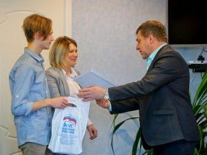 В Десногорске наградили победителей благотворительной ярмарки