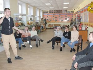 Смоленским студентам рассказали о поведении в экстремальных ситуациях