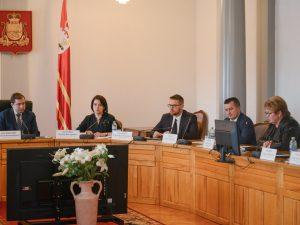 В Смоленске обсудили методы борьбы с распространением коронавирусной инфекции