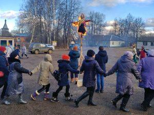 В Смоленске отпраздновали Масленицу