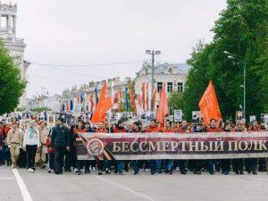 Более тысячи фото героев собрали для панно в Смоленске