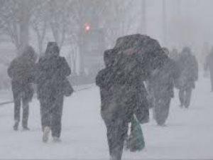 В Смоленск придёт похолодание и метель