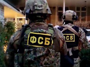 ФСБ проводит антитеррористические учения в Смоленске