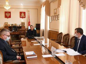 Администрация Смоленской области продлила соглашение о сотрудничестве с Росэнергоатомом