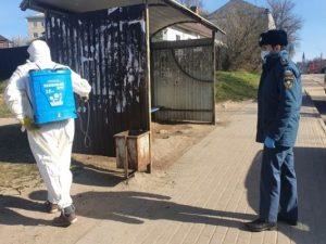 Дороги и остановки в Смоленске ежедневно обрабатывают – оперштаб