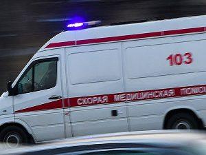 В центре Смоленска после пожара госпитализировали мужчину